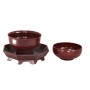 HT7010 lacquered  bowl Vietnam