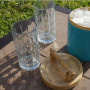 HT9903 Lacquered bamboo ice bucket