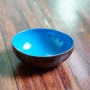 HT5757 lacquered coconut bowl in Vietnam