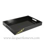 HT6176 Vietnam lacquer serving tray