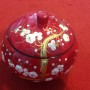 HT9907 Lacquer candy boxes with hand painting