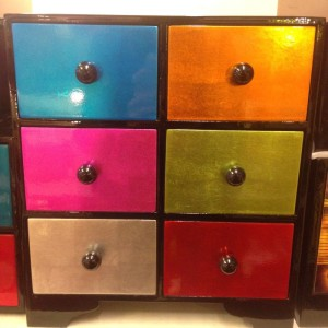 HT9209 Lacquer wood cabinet