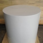 HT0119 MDF round table lacquer table