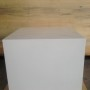 HT0120 MDF white rectangular table lacquer table