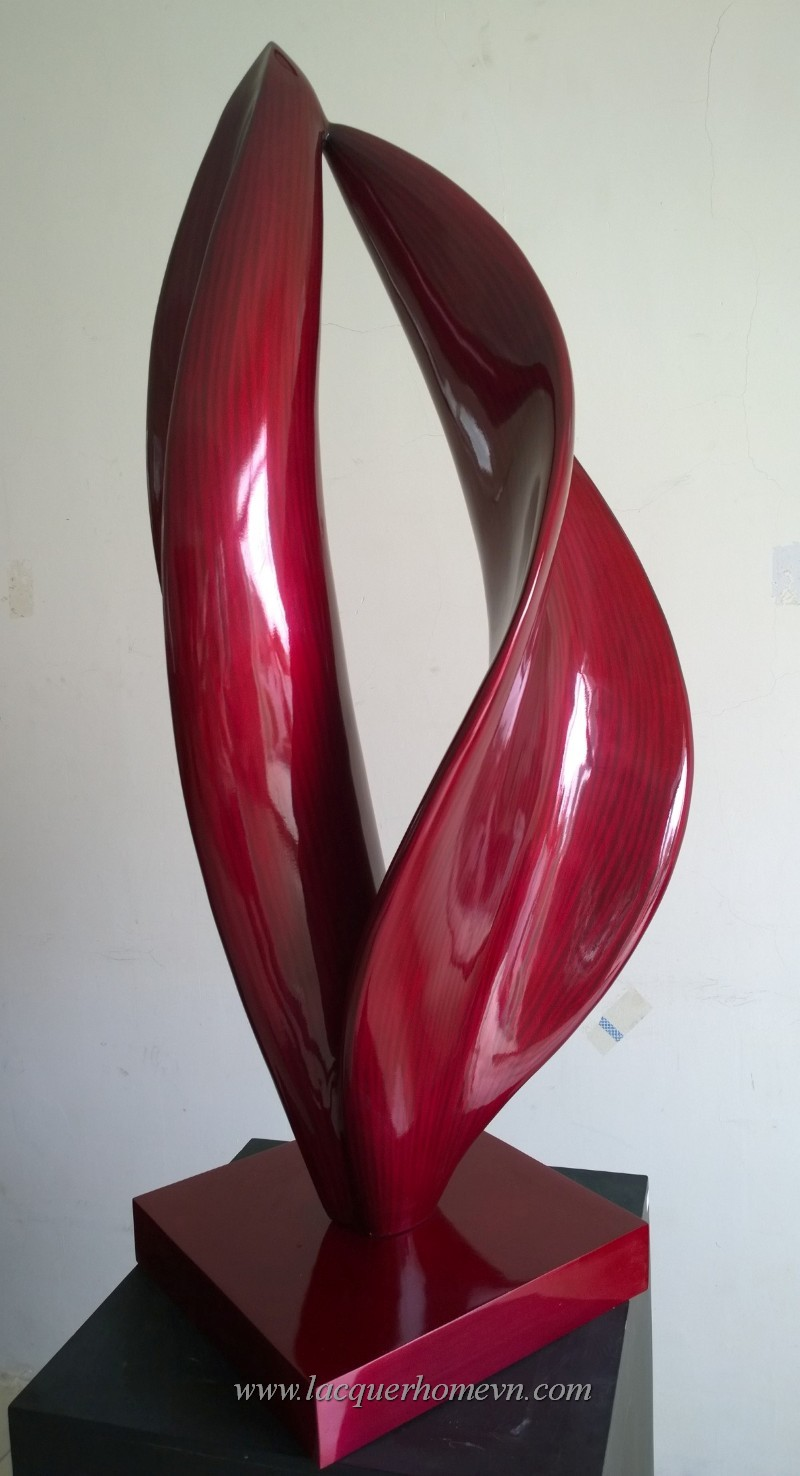 HT3619-resin-lacquer-sculpture-Vietnam