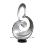 HT3605.2 Silver leaf resin lacquer sculptures