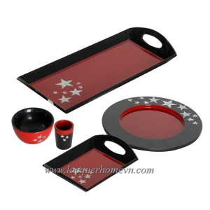 HT7114.1 Lacquer charger plate
