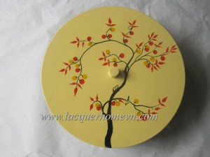 HT9922 lacquer candy tray box