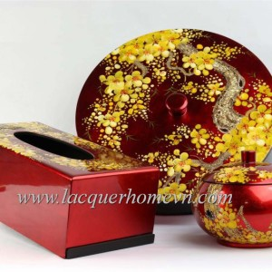 HT9923 Lacquer candy gift set