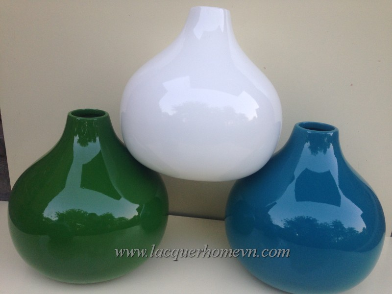 HT1007-vietnam-bamboo-lacquer-decor-vases