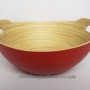 HT5036-Oval-spun-bamboo-serving-bowl