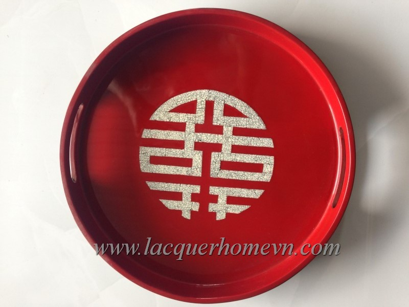 HT6745-round-red-lacquer-serving-tray